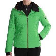 Phenix Powder Snow Ski Jacket - Insulated (For Women) in Green - Closeouts