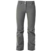 Phenix Powder Snow Waist Ski Pants - Waterproof, Insulated (For Women) in Grey - Closeouts