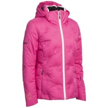 Phenix Rose Down Ski Jacket - 600 Fill Power (For Women) in Pink - Closeouts
