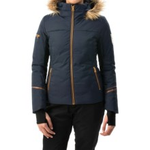 Phenix Rose Down Ski Jacket - Waterproof (For Women) in Indigo - Closeouts