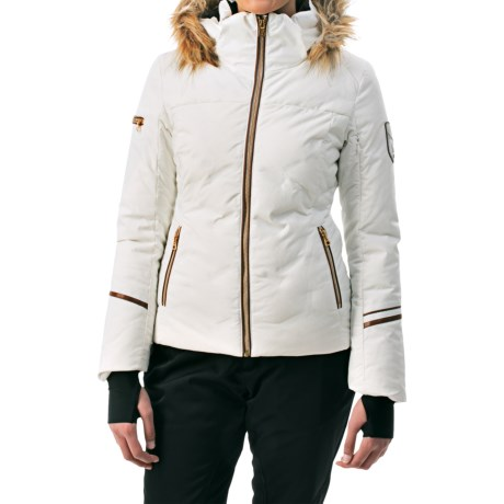 Phenix Rose Down Ski Jacket Waterproof (For Women)