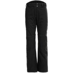 Phenix Rose Waist Ski Pants - Insulated (For Women) in Black