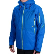 Phenix Shade Ski Jacket - Insulated (For Men) in Royal Blue - Closeouts