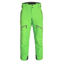 Phenix Shade Ski Pants - Waterproof, Insulated (For Men) in Yellow Green - Closeouts