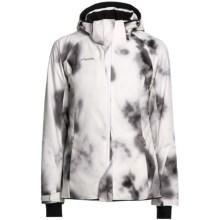 Phenix Sky Cruise Jacket - Waterproof, Insulated (For Women) in White - Closeouts