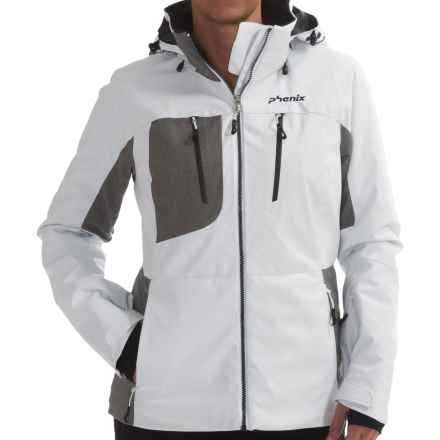 Phenix Snow Light Ski Jacket - Waterproof, Insulated (For Women) in White - Closeouts