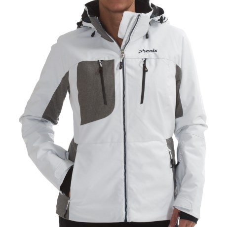 Phenix Snow Light Ski Jacket Waterproof, Insulated (For Women)