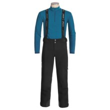 Phenix Sogne Salopette Snow Pants - Waterproof, Insulated (For Men) in Black - Closeouts
