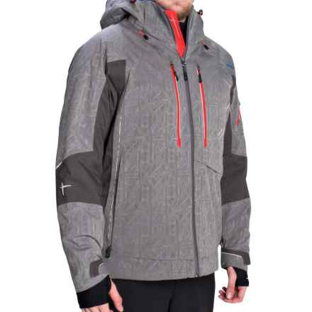 Phenix Sogne Ski Jacket - Waterproof, Insulated (For Men) in Grey - Closeouts
