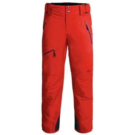 Phenix Songe 2L Ski Pants - Waterproof, Insulated (For Men) in Red - Closeouts