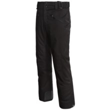 Phenix Stylize Ski Pants - Insulated (For Men) in Black - Closeouts