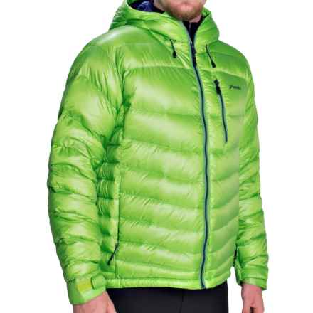 Phenix Swift Quix Down Jacket (For Men) in Yellow Green - Closeouts