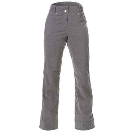 Phenix Virgin Ski Pants - Waterproof, Insulated (For Women) in Grey - Closeouts