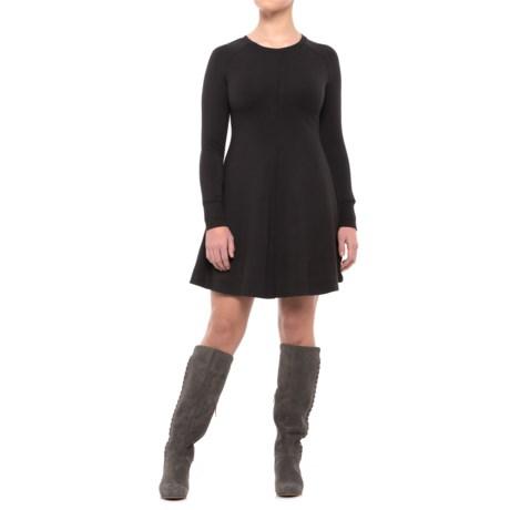 Philosophy A-Line Dress - Long Sleeve (For Women)