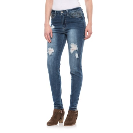 Philosophy Republic Clothing Vintage Wash Jeans (For Women) in Vintage Wash