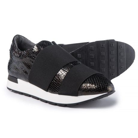 double band low top sneakers h73HPh