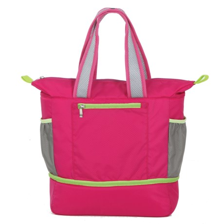 Picnic Plus Helix Cooler Backpack in Pink