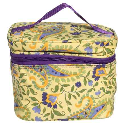 Picnic Plus Thermal Insulated Ice Cream Carrier in Buttercup - Closeouts