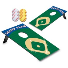 Picnic Time Bean Bag Throw Game - Indoor-Outdoor in Baseball - Closeouts
