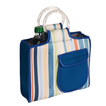 Picnic Time Milano Lunch Tote Bag - Neoprene in St Tropez