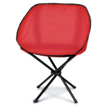 Picnic Time Sling Chair in Red - Closeouts