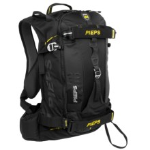 Pieps Freeride Snowsport Backpack - 24L in Black - Closeouts