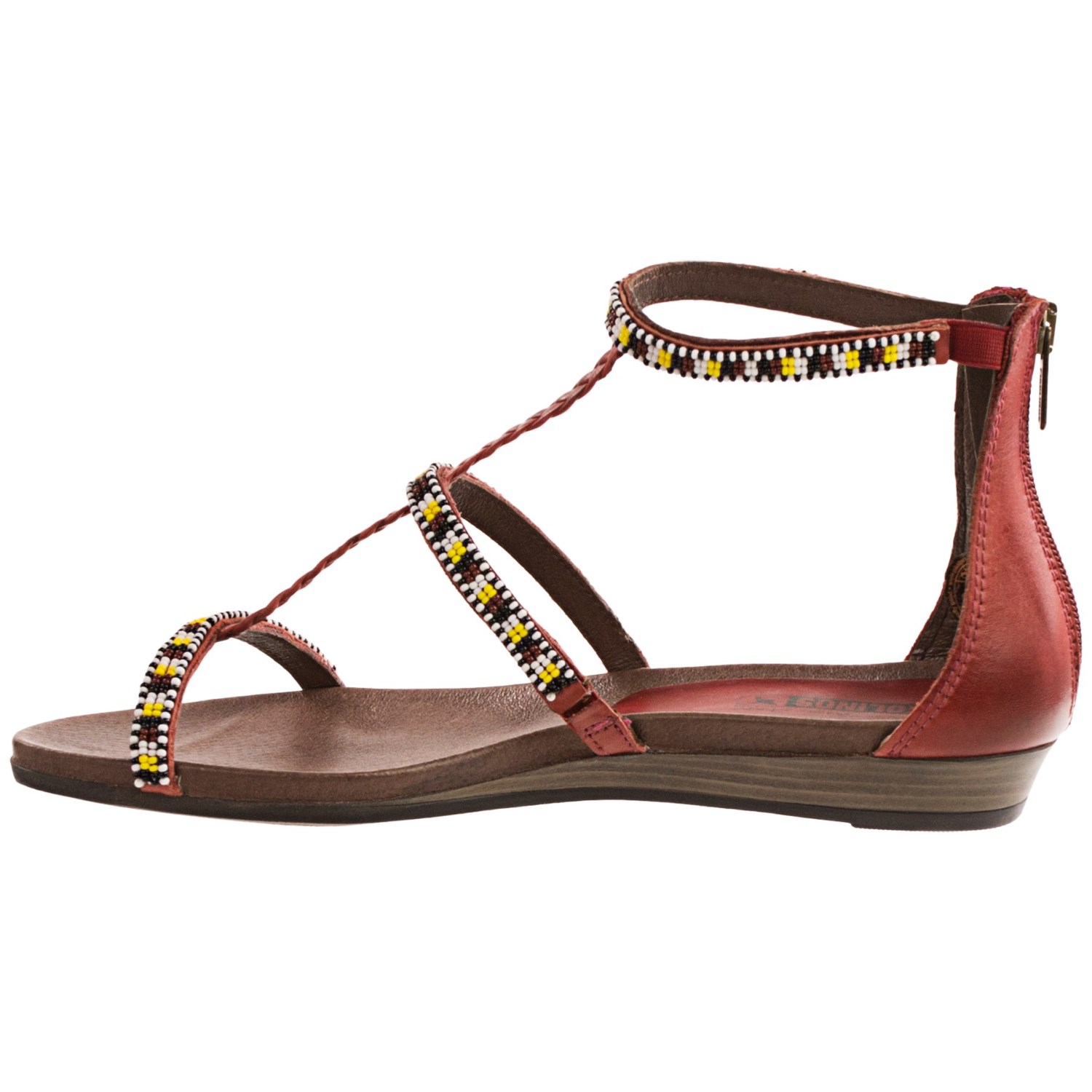pikolinos alcudia beaded sandals for 9023x save 68