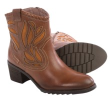 Pikolinos Andorra Leather Ankle Boots (For Women) in Brown - Closeouts
