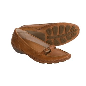 Pikolinos Asturias Comfort Shoes - Mary Janes (For Women) in Brandy