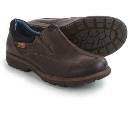 Pikolinos Badajoz Loafers - Leather, Slip-Ons (For Men) in Brown - Closeouts