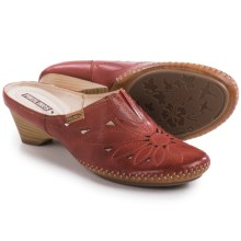 Pikolinos Bariloche Shoes - Leather, Slip-Ons (For Women) in Sandia - Closeouts