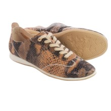 Pikolinos Borneo Leather Shoes (For Women) in Camel - Closeouts