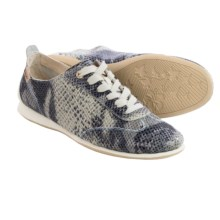 Pikolinos Borneo Leather Shoes (For Women) in Grey - Closeouts
