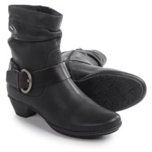 Pikolinos Brujas Ankle Boots - Leather (For Women) in Black - Closeouts