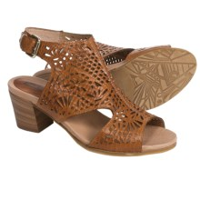 Pikolinos Cabo Verde Leather Sandals (For Women) in Brandy - Closeouts