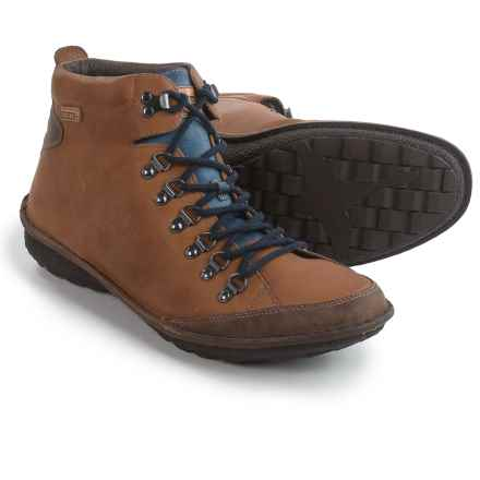 Pikolinos Chile Leather Boots (For Men) in Tan/Tan - Closeouts