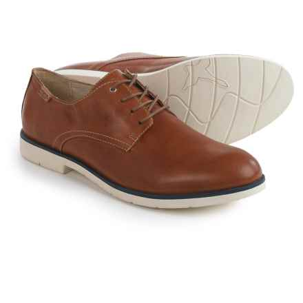 Pikolinos Dublin Shoes - Leather (For Men) in Brandy - Closeouts