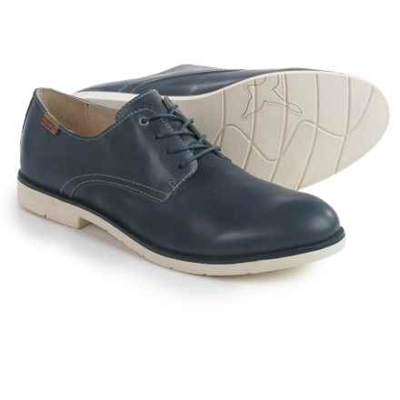Pikolinos Dublin Shoes - Leather (For Men) in Nautic - Closeouts