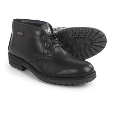 Pikolinos Ellesmere Boots - Leather (For Men) in Black - Closeouts
