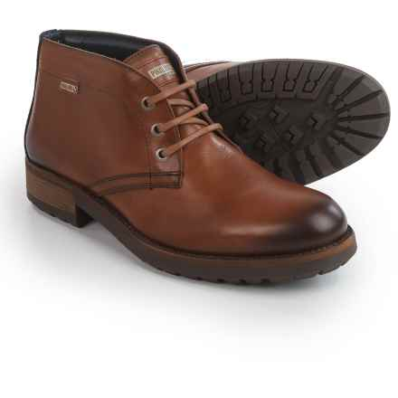 Pikolinos Ellesmere Boots - Leather (For Men) in Tan - Closeouts