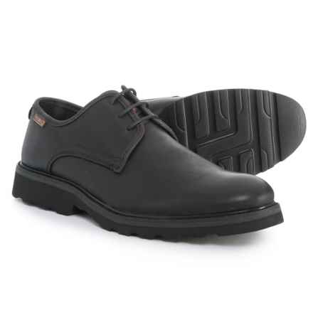 Pikolinos Glasgow Oxford Shoes - Leather (For Men) in Black - Closeouts