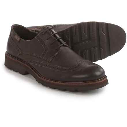 Pikolinos Glasgow Shoes - Leather (For Men) in Olmo-Df - Closeouts