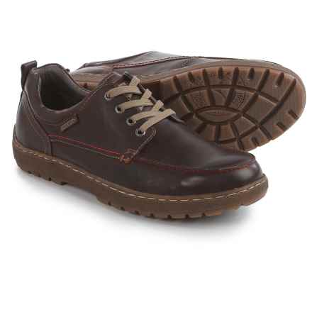 Pikolinos Kiev Lace-Up Shoes - Leather (For Men) in Brown - Closeouts