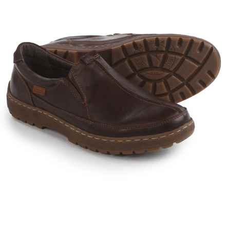 Pikolinos Kiev Slip-On Loafers - Leather (For Men) in Brown - Closeouts