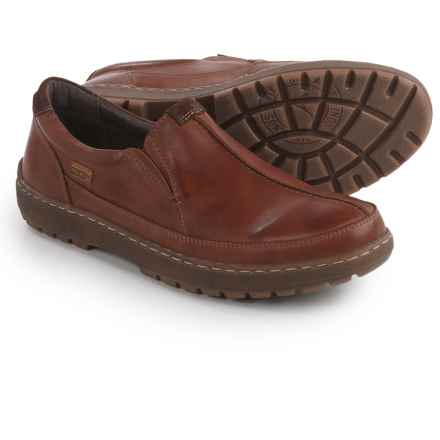 Pikolinos Kiev Slip-On Loafers - Leather (For Men) in Tan - Closeouts