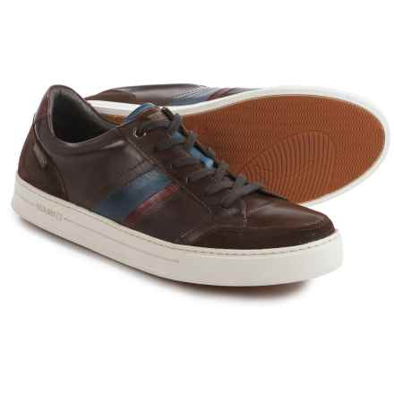 Pikolinos Mackenzie Sneakers - Leather (For Men) in Drk Brown - Closeouts