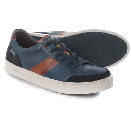 Pikolinos Mackenzie Sneakers - Leather (For Men) in Navy - Closeouts