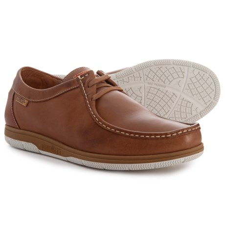 Pikolinos Made in Spain Almeria Shoes - Leather (For Men) in Tan