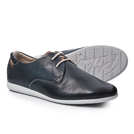 Pikolinos Made in Spain Faro Sneakers - Leather (For Men) in Navy Blue