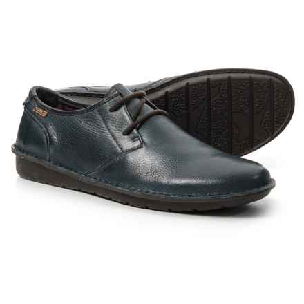 Pikolinos Made in Spain Santiago Shoes - Leather (For Men) in Blue - Closeouts